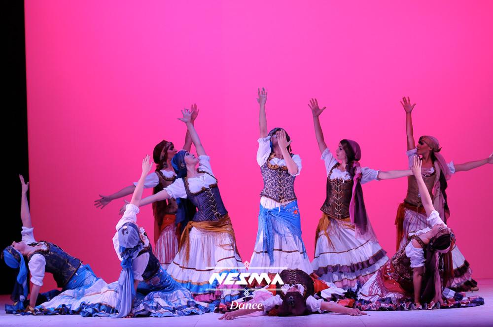 Nesma Al-Andalus Danza andalusi 2010