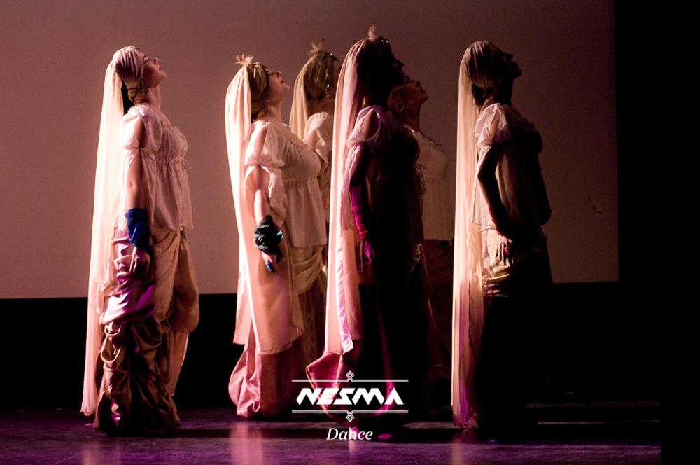 Nesma Al-Andalus Danza andalusi 2015