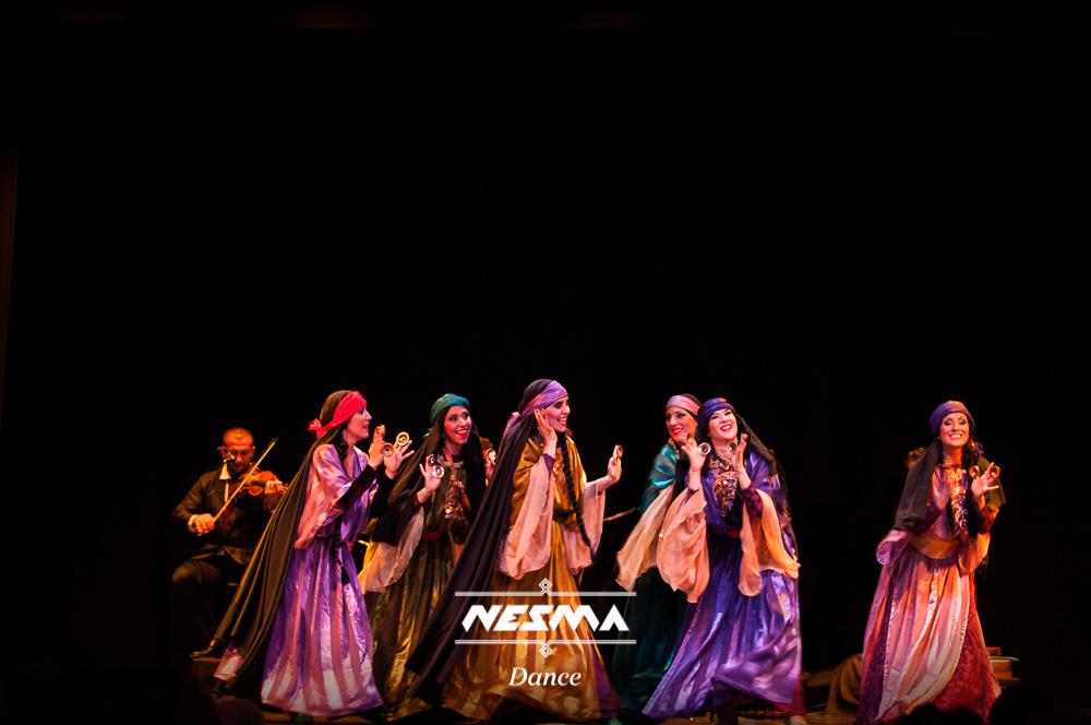 Nesma Al-Andalus Danza enta omri 2017