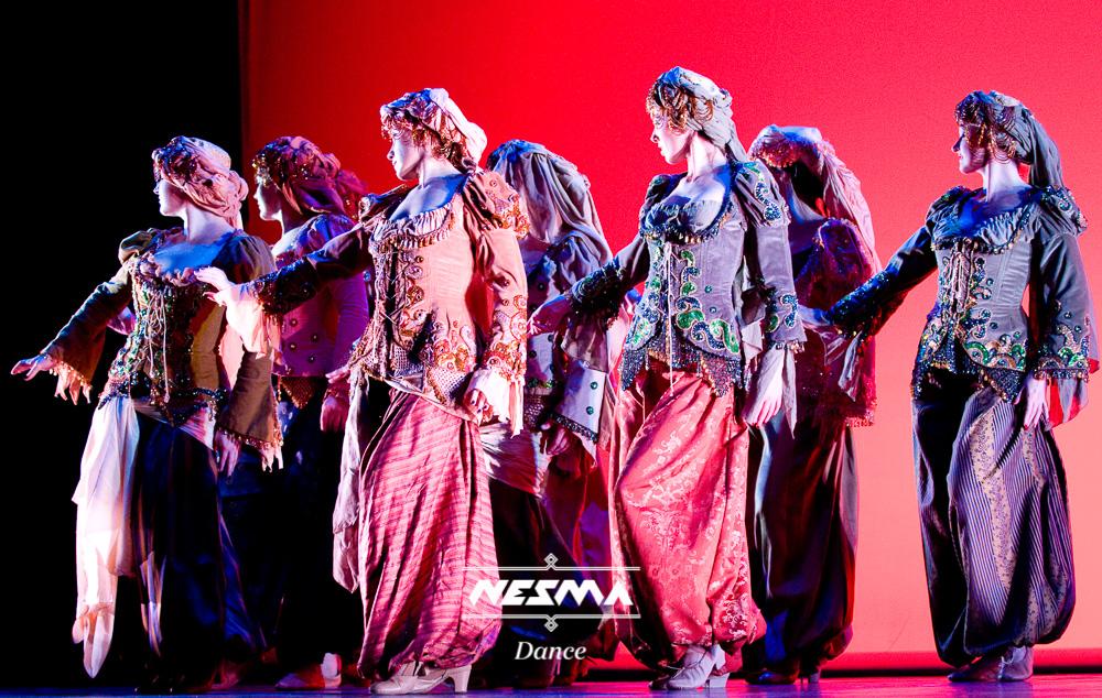 Nesma Al-Andalus Danza andalusi 2011