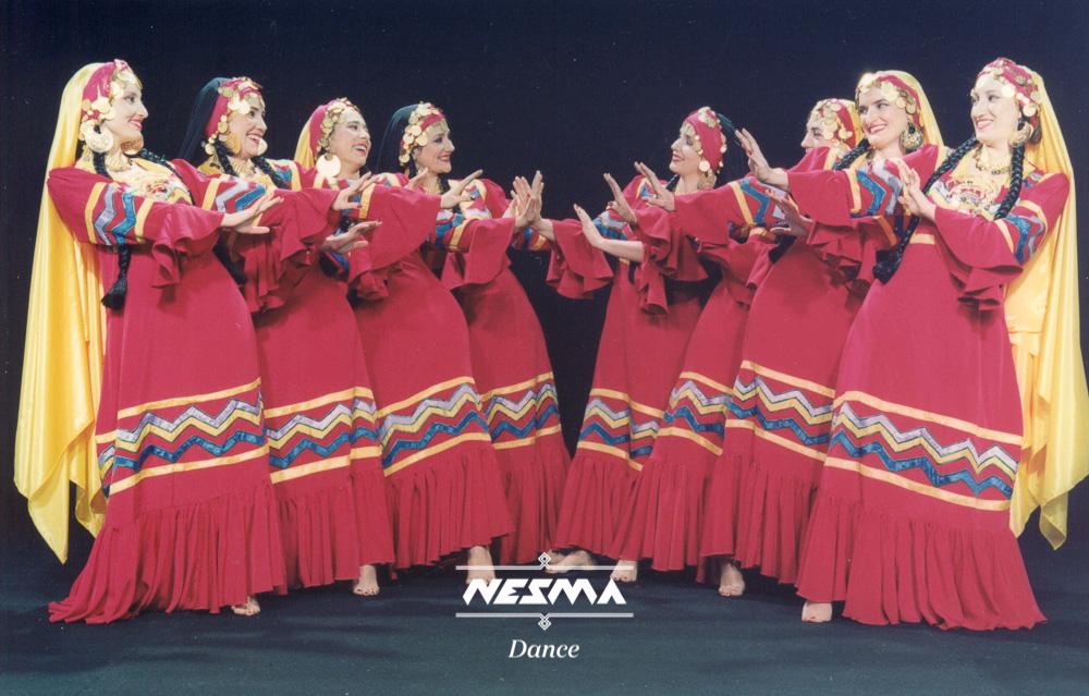 Nesma Al-Andalus Danza nuba 2002