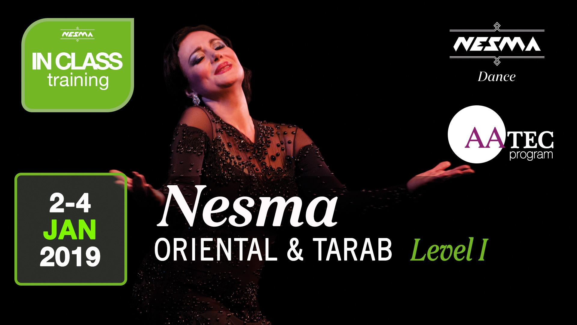 nesma Course Oriental and Tarab Level 1 AATEC Program