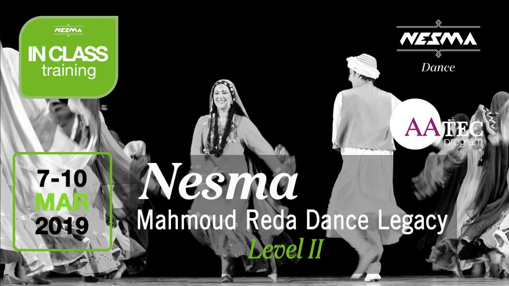 Nesma Course Mahmoud Reda Dance Legacy Level 2