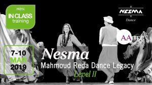 Nesma Course Mahmoud Reda Dance Legacy Level 2