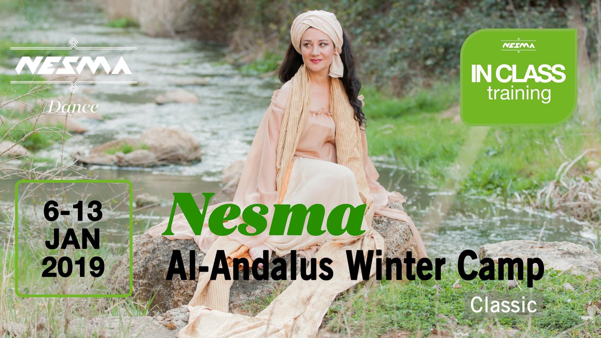 "Al-Andalus  Winter Camp ""Classic"""