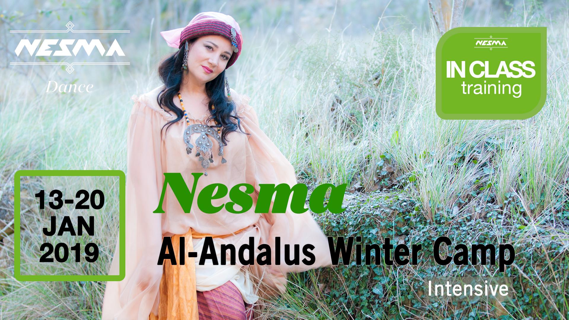 Al-Andalus Winter Camp 'Intensive'