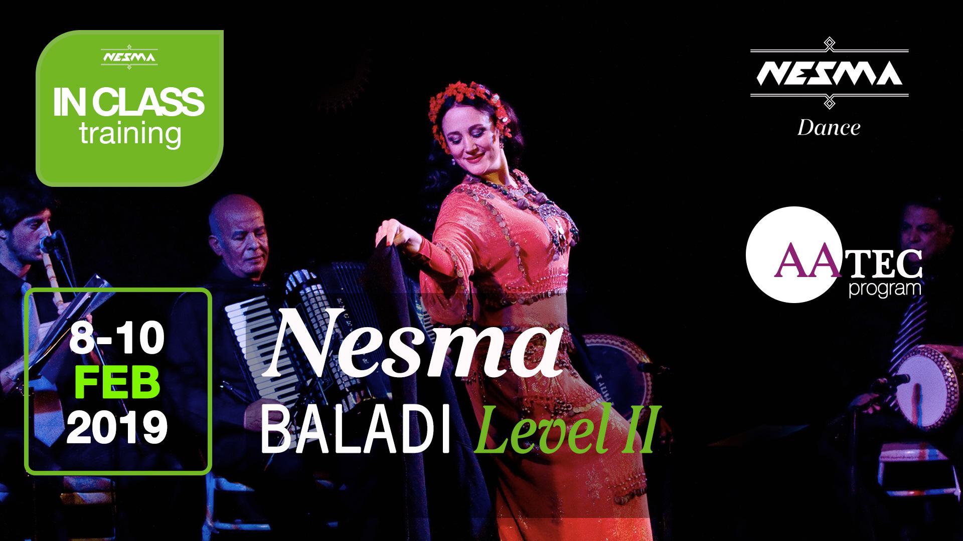 Nesma Baladi course level 2 AATEC Program