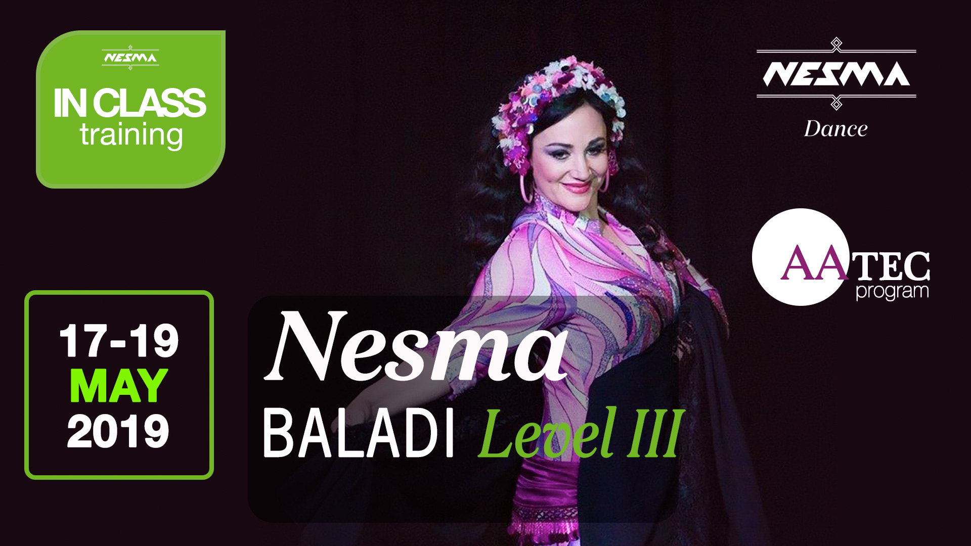 Nesma Baladi Course level 3 AATEC program